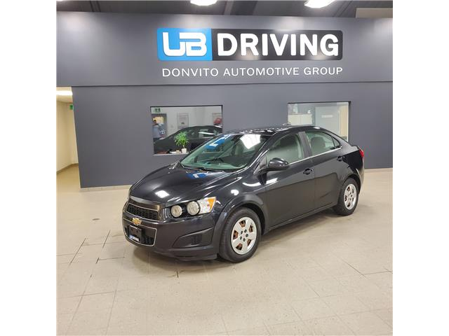 2015 Chevrolet Sonic LT Auto (Stk: 18RAM71951A) in Winnipeg - Image 1 of 15