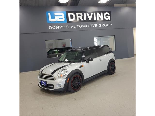 2012 MINI Cooper Clubman Base (Stk: 18JW40656A) in Winnipeg - Image 1 of 12