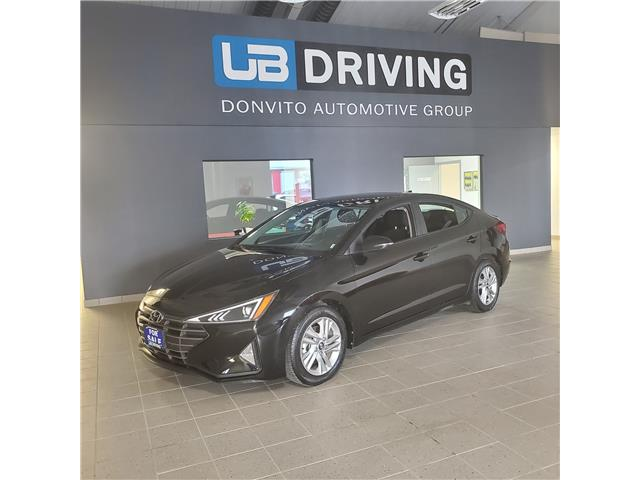 2019 Hyundai Elantra Preferred (Stk: 19HE43744) in Winnipeg - Image 1 of 14