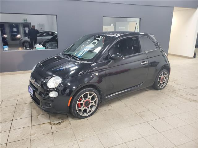 2015 Fiat 500 Sport (Stk: 15F580265) in Winnipeg - Image 1 of 10