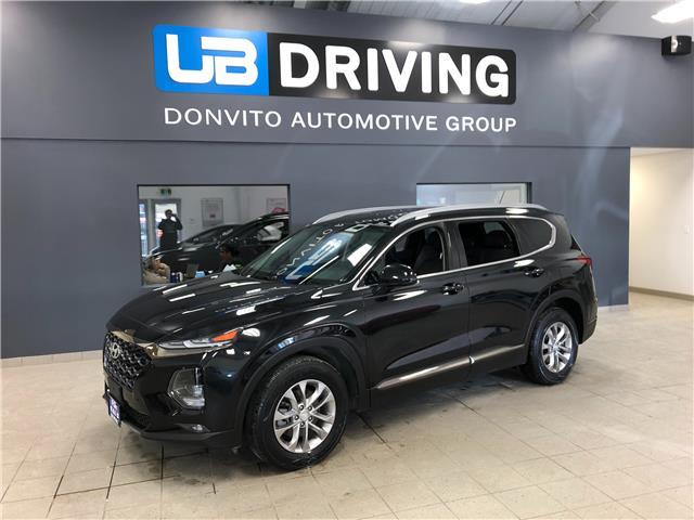 2019 Hyundai Santa Fe Preferred 2.4 (Stk: 19HS03419) in Winnipeg - Image 1 of 17