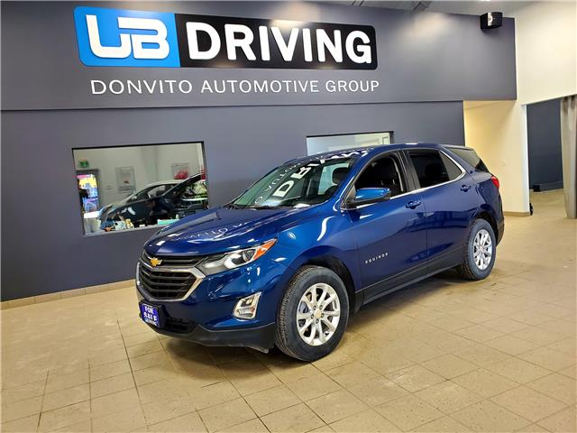 2020 Chevrolet Equinox LT (Stk: 20CE87304) in Winnipeg - Image 1 of 15