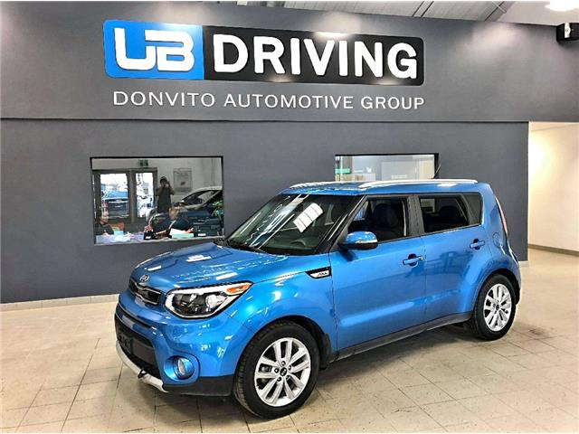 2019 Kia Soul EX+ (Stk: 19KS13268) in Winnipeg - Image 1 of 17