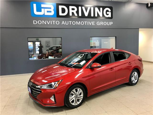 2019 Hyundai Elantra Preferred (Stk: ) in Winnipeg - Image 1 of 17