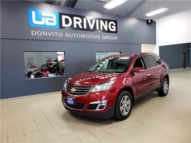 2017 Chevrolet Traverse 1LT (Stk: ) in Winnipeg - Image 1 of 21