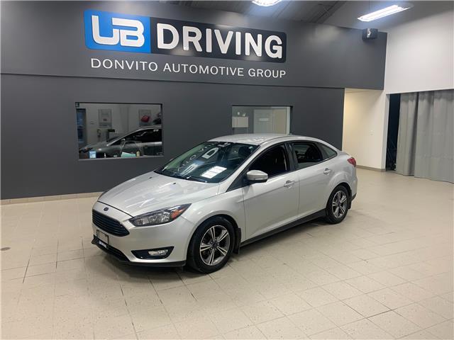 2017 Ford Focus SE (Stk: ) in Winnipeg - Image 1 of 15