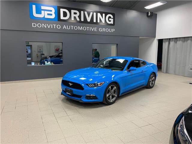 2017 Ford Mustang V6 (Stk: 17FM08289) in Winnipeg - Image 1 of 17