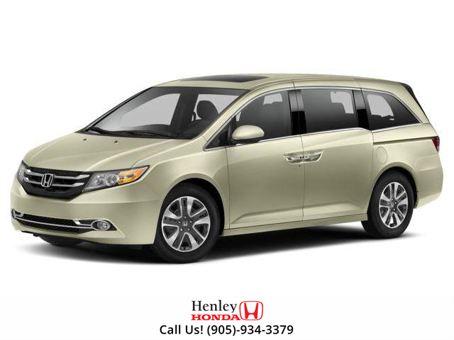 2017 Honda Odyssey Touring (Stk: H15991) in St. Catharines - Image 1 of 2
