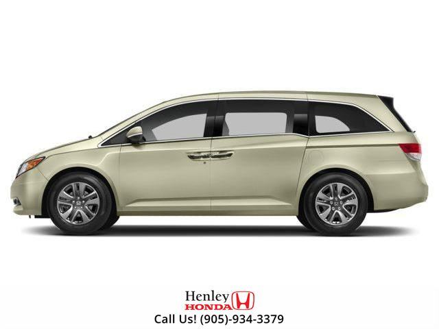 2017 Honda Odyssey Touring (Stk: H15991) in St. Catharines - Image 2 of 2