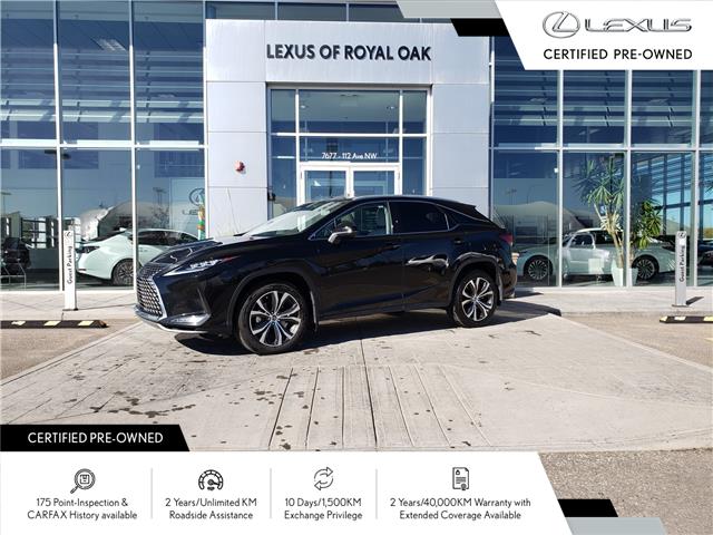 2020 Lexus RX 350 Base (Stk: LU0337) in Calgary - Image 1 of 17