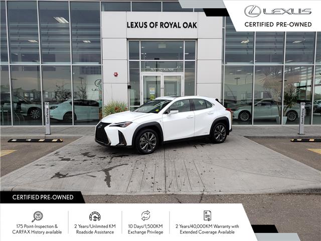 2020 Lexus UX 250h Base (Stk: L21028A) in Calgary - Image 1 of 21