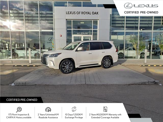 2019 Lexus LX 570 Base (Stk: L21054A) in Calgary - Image 1 of 30