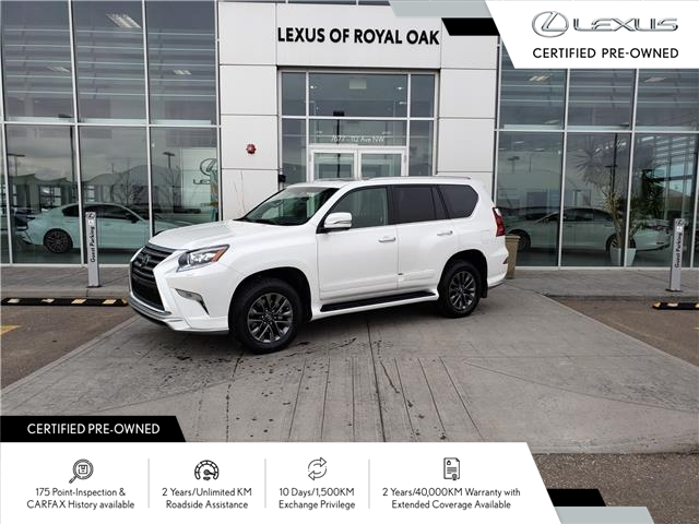 2019 Lexus GX 460 Base (Stk: LU0345) in Calgary - Image 1 of 24