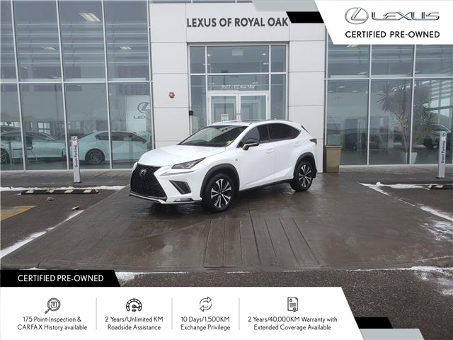 2019 Lexus NX 300 Base (Stk: L20503A) in Calgary - Image 1 of 21