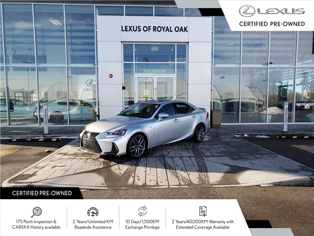 2019 Lexus IS 350 Base (Stk: LU0350) in Calgary - Image 1 of 22
