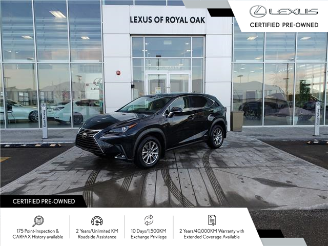 2020 Lexus NX 300h Base (Stk: LU0355) in Calgary - Image 1 of 21