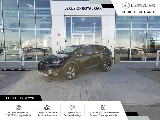 2019 Lexus NX 300 Base (Stk: L21114A) in Calgary - Image 1 of 21