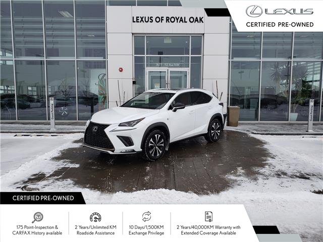 2018 Lexus NX 300 Base (Stk: LU0377A) in Calgary - Image 1 of 21