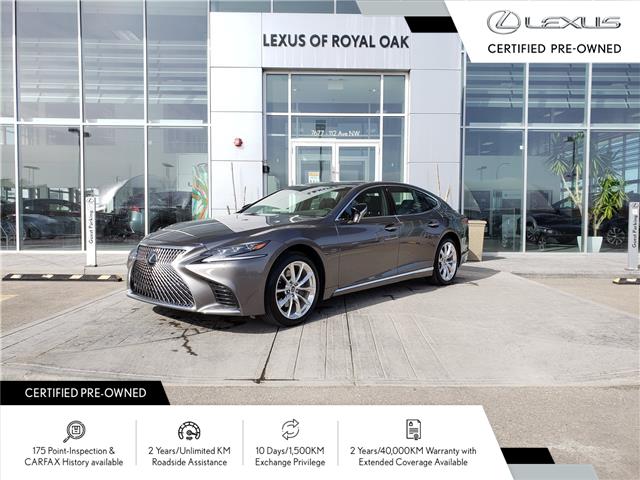 2018 Lexus LS 500 L (Stk: LU0379) in Calgary - Image 1 of 31