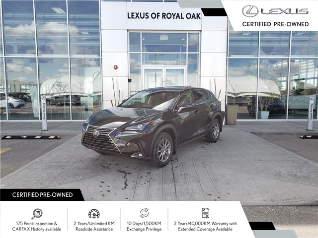 2019 Lexus NX 300 Base (Stk: LU0385) in Calgary - Image 1 of 21