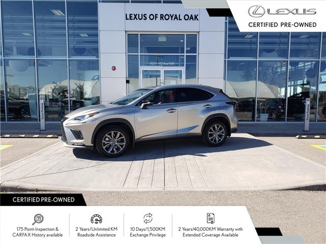 2020 Lexus NX 300 Base (Stk: LU0401) in Calgary - Image 1 of 9