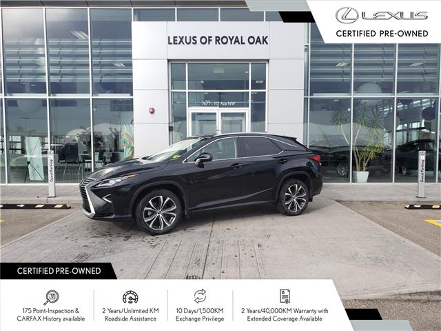 2019 Lexus RX 350 Base (Stk: L21574A) in Calgary - Image 1 of 16