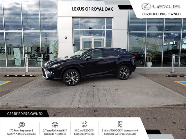 2019 Lexus RX 350 Base (Stk: L21541A) in Calgary - Image 1 of 17