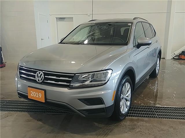 2019 Volkswagen Tiguan Trendline (Stk: V0524) in Sault Ste. Marie - Image 1 of 16