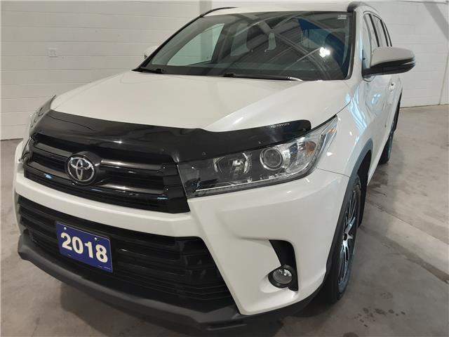 2018 Toyota Highlander XLE (Stk: V0533) in Sault Ste. Marie - Image 1 of 20