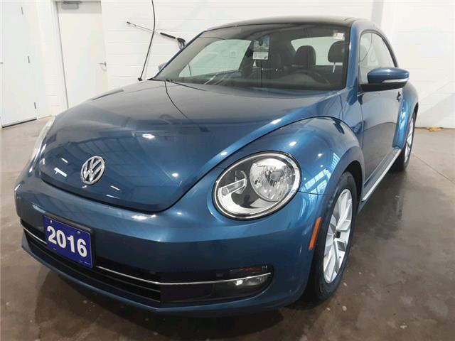 2016 Volkswagen Beetle  (Stk: V0551) in Sault Ste. Marie - Image 1 of 11