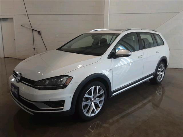 2017 Volkswagen Golf Alltrack 1.8 TSI (Stk: TI20009A) in Sault Ste. Marie - Image 1 of 22
