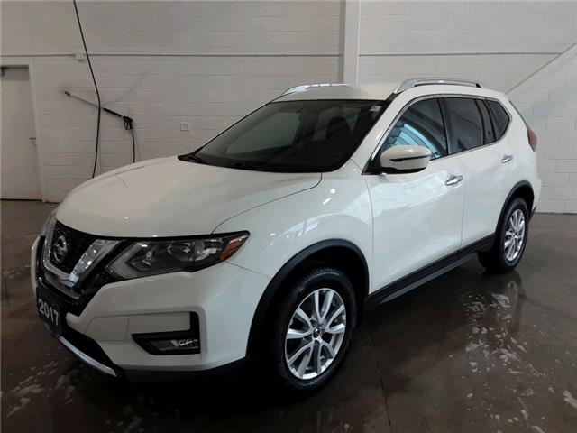 2017 Nissan Rogue SV (Stk: J20007A) in Sault Ste. Marie - Image 1 of 20