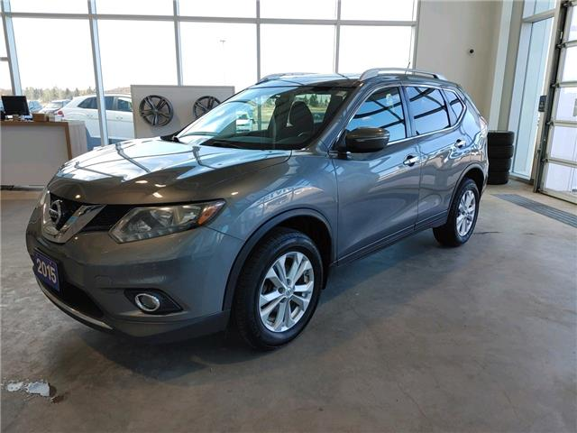 2015 Nissan Rogue SV (Stk: TI21046A) in Sault Ste. Marie - Image 1 of 15