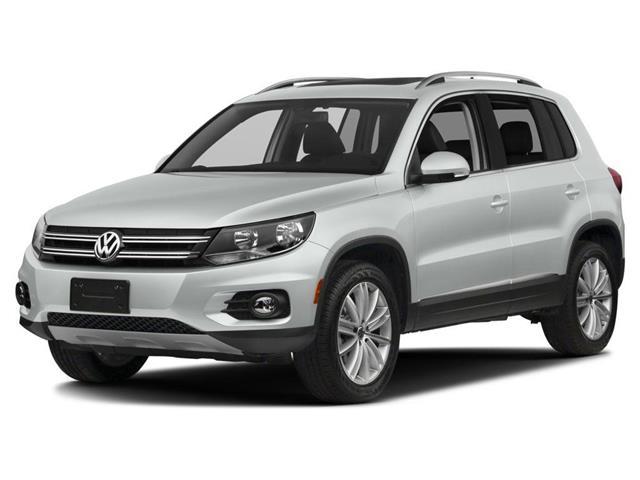 2017 Volkswagen Tiguan Wolfsburg Edition (Stk: TI21079A) in Sault Ste. Marie - Image 1 of 10