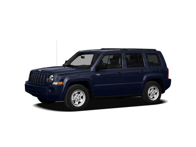 2010 Jeep Patriot Sport/North (Stk: V0643A) in Sault Ste. Marie - Image 1 of 1