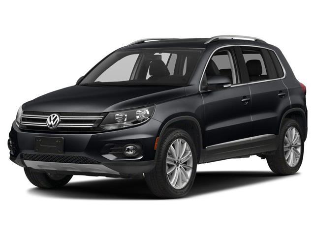 2014 Volkswagen Tiguan  (Stk: TI21093A) in Sault Ste. Marie - Image 1 of 10
