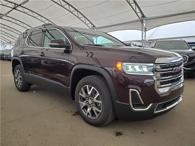 2020 GMC Acadia SLE (Stk: 185545) in AIRDRIE - Image 1 of 31