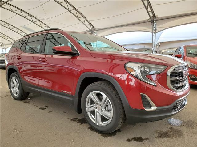 2020 GMC Terrain SLE (Stk: 186534) in AIRDRIE - Image 1 of 32