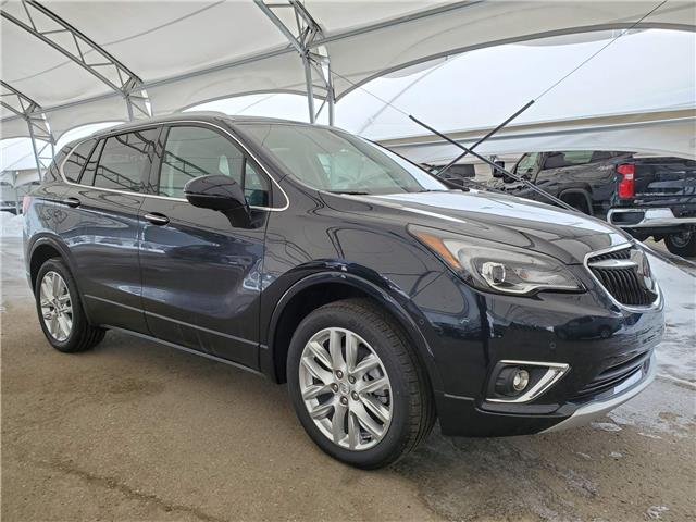 2020 Buick Envision Premium II (Stk: 185852) in AIRDRIE - Image 1 of 37