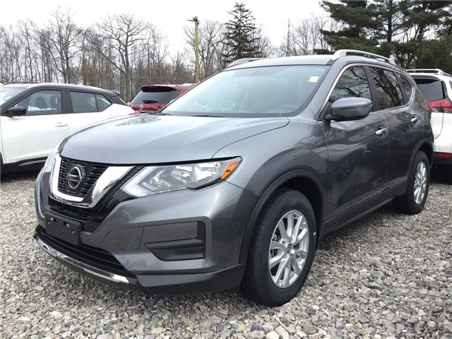 2020 Nissan Rogue S (Stk: A8659) in Hamilton - Image 1 of 4