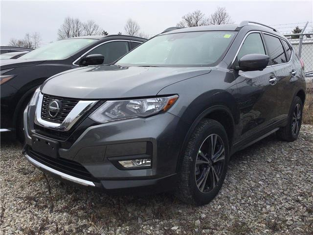 2020 Nissan Rogue SV (Stk: A8603) in Hamilton - Image 1 of 4