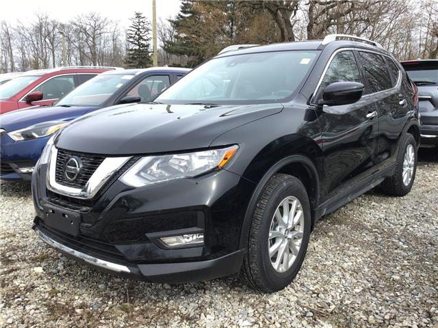 2020 Nissan Rogue SV (Stk: A8436) in Hamilton - Image 1 of 4