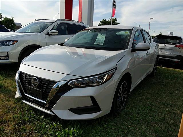 2020 Nissan Sentra SV (Stk: A8761) in Hamilton - Image 1 of 2