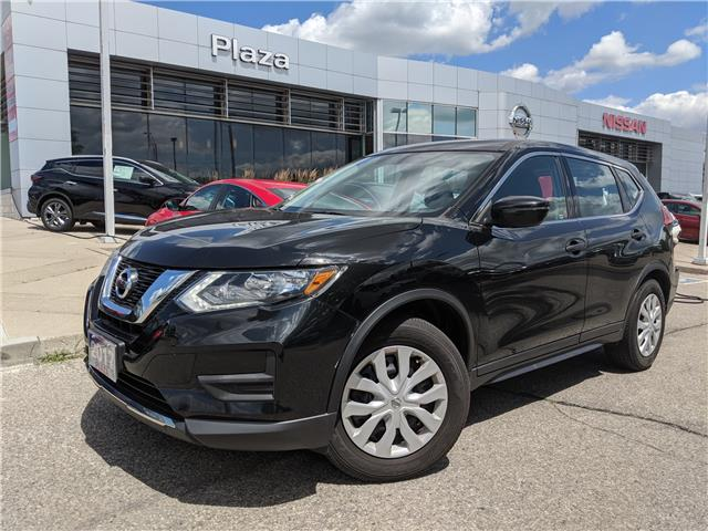 2017 Nissan Rogue S (Stk: U1669) in Hamilton - Image 1 of 18