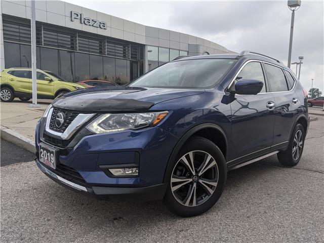 2019 Nissan Rogue SV (Stk: A7495) in Hamilton - Image 1 of 28