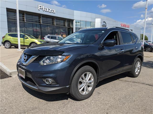 2016 Nissan Rogue SV (Stk: T8985) in Hamilton - Image 1 of 2