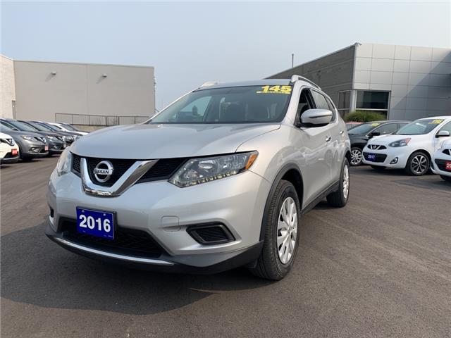 2016 Nissan Rogue S (Stk: T8951) in Hamilton - Image 1 of 12