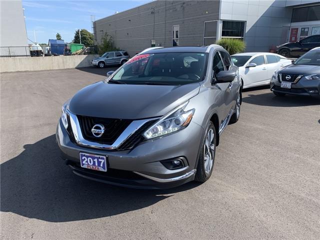2017 Nissan Murano Platinum (Stk: U1786) in Hamilton - Image 1 of 22