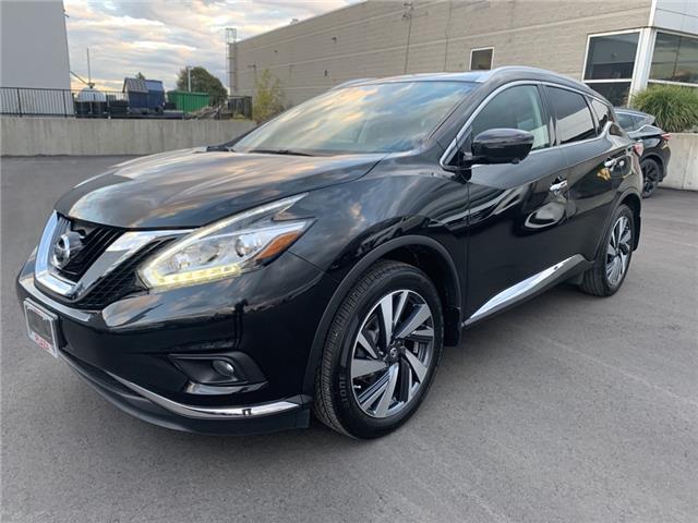 2017 Nissan Murano Platinum (Stk: U1798) in Hamilton - Image 1 of 19