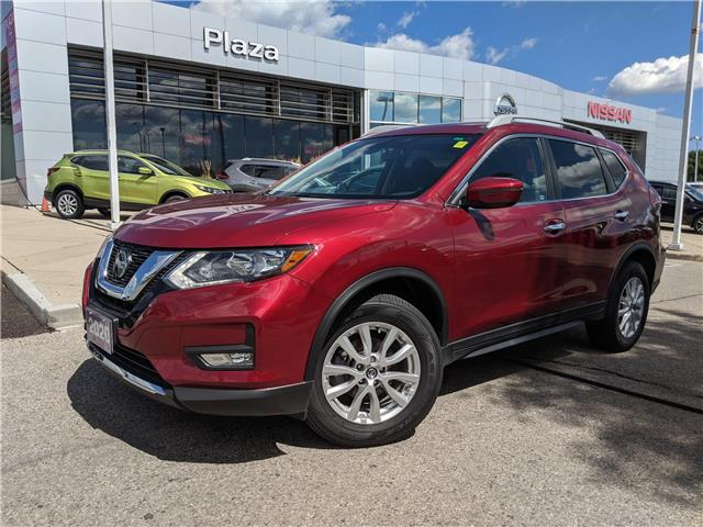 2020 Nissan Rogue SV (Stk: A8422) in Hamilton - Image 1 of 25